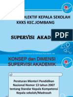 1. Konsep Dan Dimensi Supervisi