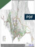 Plano Del Sistema Vial Metropolitano Vigente