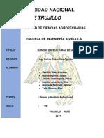 Diseño y Analisis Estructural- Informe
