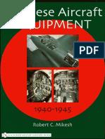 Japanese Aircraft Equipment