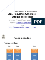 CO721I GIC - Clase 1 - Requisitos Generales