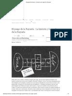 El Juego de La Rayuela _ La Historia y Las Reglas de La Rayuela
