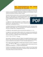 PROPIEDADES TERMODINÁMICAS DEL VAPOR DE AGUA.docx