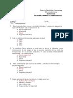 Evaluación Salud Ocupacional