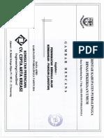 44PL-K-DPU Lamp Gambar Rencana
