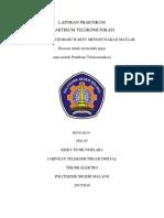Laporan Praktikum Matlab 1-1