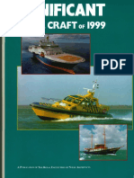 Significant Small Craft 1999