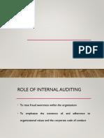 role of IA