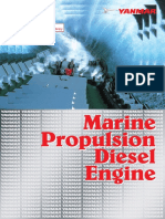 Yanmar Propulsion Medium Speed 0803