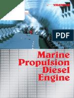Yanmar Propulsion Medium Speed 0803