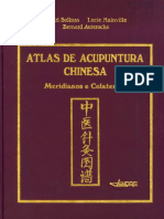 Auteroche - Atlas de Acupuntura Chinesa - Meridianos e Colaterais
