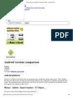 Android Versions Comparison _ Comparison Tables - SocialCompare