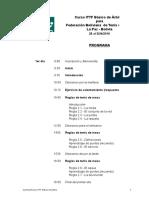 2 ITTF BU Course Programme ESP 1[1]
