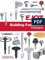 EJOT Building Fasteners