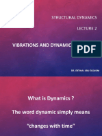 Structural Dynamics Lecture 2