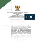 PMK No. 65 Th 2017 Ttg Organisasi Dan Tata Kerja UPT LITBANGKES 1