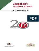 Cagliari Monumenti Aperti 2016