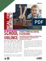 13. DOJ Virtual Crimes School Safety Cyberbullying