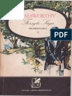 John Galsworthy - Forsyte Saga 1.Proprietarul v 1.0.docx