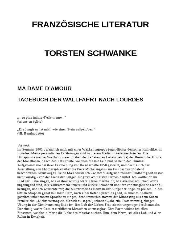 FRANZÖSISCHE LITERATUR.odt
