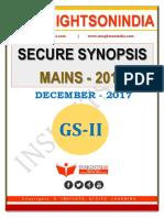 GS-II dec 2017