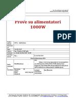 D 01 C076 0108 Prove Alimentatori 1000W