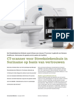 InnovationMatters Nickerie SOMATOM-Definition CT-scanner 2015