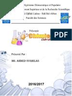 Polycopie Chimie Generale-2016 1st Part
