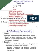 Unit 4 (4.2,4.3)Micropgm Control