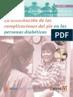 Disminucion Complicaciones Pie Diabetico