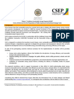 Caribbean Sustainable Energy Program Request for Proposal