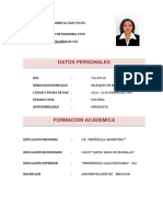 Gabriela Cajo Felipa -NCVM