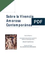 Sobre La Vivencia Amorosa Contemporanea - Ricardo Trujillo Correa