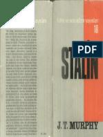 Stalin J.T. Murphy 1945
