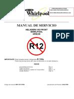 Manual de Servicio WHIRLPOOL - ARB240