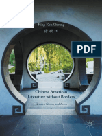Cheung, King-Kok - Chinese American Literature Without Borders - Gender, Genre, And Form