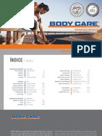 Catálogo bodycare