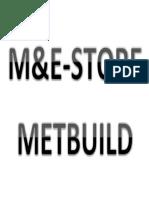 M&E STORE