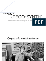 Palestra Reco Synths