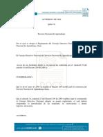 Acuerdo 9 de 2004