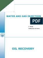 WATER and GAS INJECTION, F. Verga Politecnico Di Torino, 92 Presentaciones
