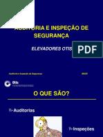 Treinamento - Auditoria e Inspeção