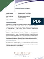 Informe Psicolaboral-elda Huayanay
