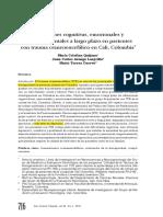 Alteraciones Cognitivas, Emocionales y Sociales en Pacientes Con TCE