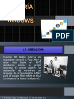 Historía de Windows