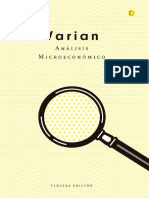 Varian, Hal R - Analisis Microeconomico, 3a Ed