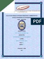 Contabilidad Costos Aplicados II Wallpa Ochante Yanina Dinamica de Estructura