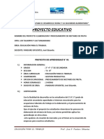 Proyecto Educativo Nectar