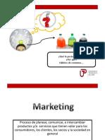 1. Investigación de Mercados