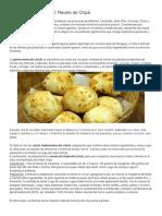 Gastronomía Del Litoral